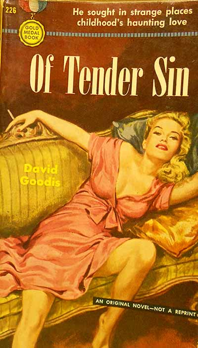 Image for OF TENDER SIN