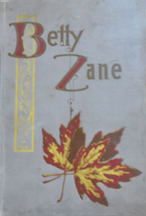 Image for BETTY ZANE