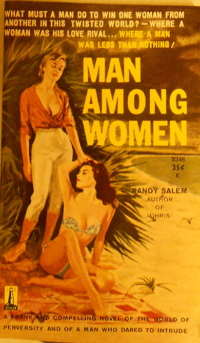 Image for Man Among Women