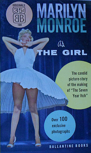 Image for Marilyn Monroe as the Girl