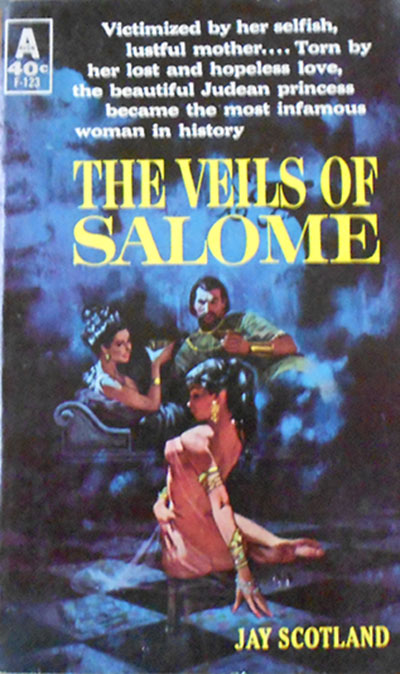 Image for The Veils of Salome